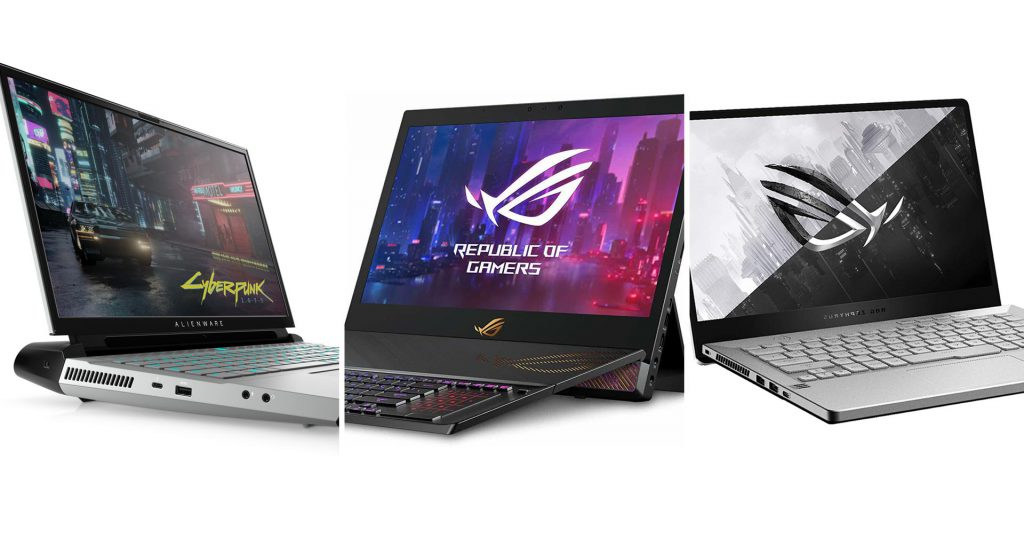 The Best Gaming Laptops in 2020