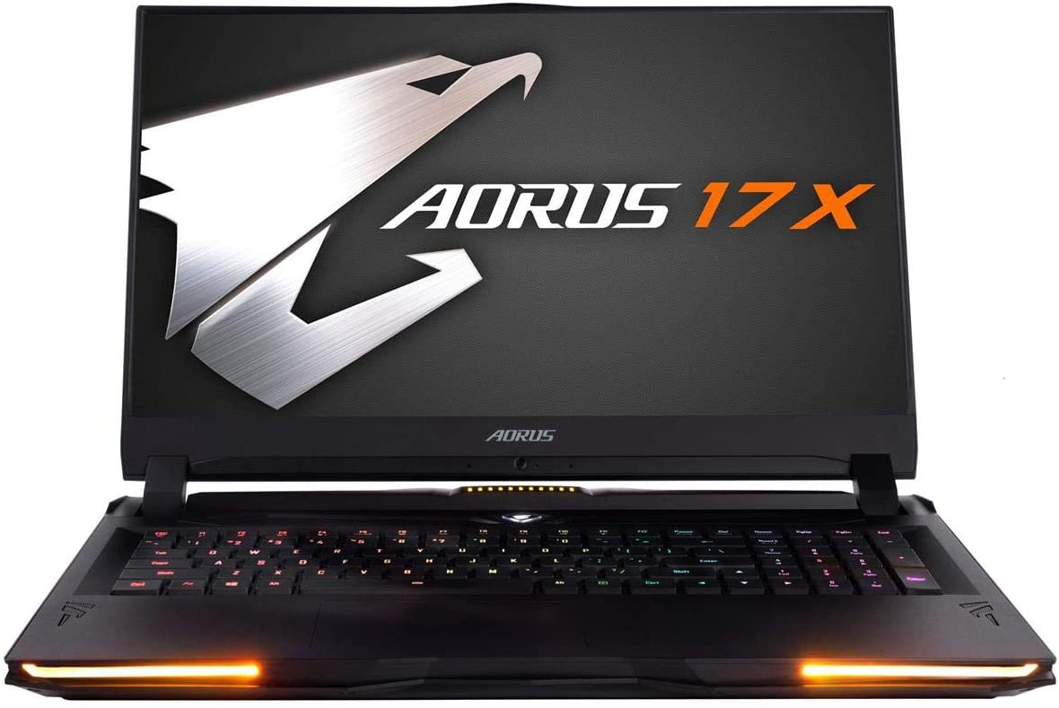 Gigabyte Aorus 17X - great and robust gaming laptop