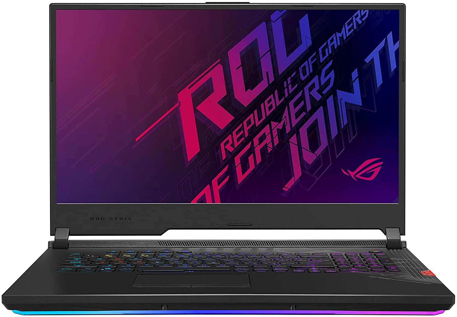 Asus Rog Strix Scar 17 best gaming laptop in 2020 with 17.3