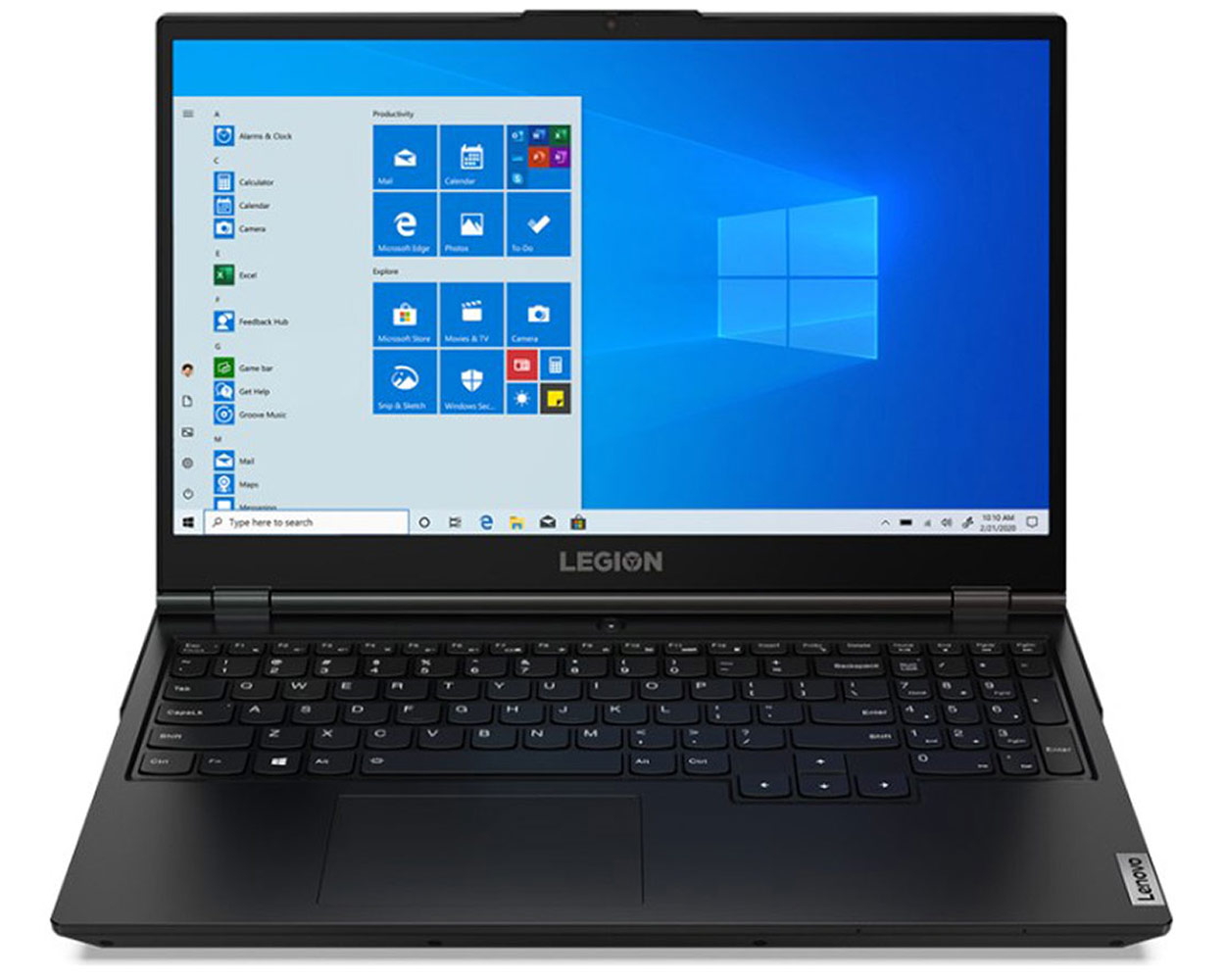 Lenovo Legion 5 - best overall laptop under 1000 dollars