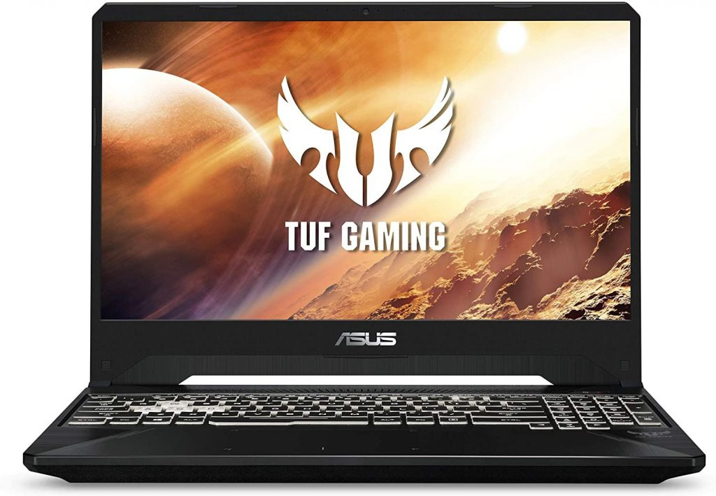 Asus TUF - excellent budget and cheap gaming laptop