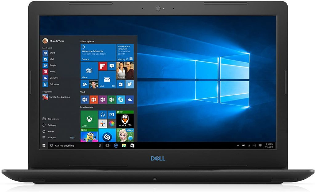 Dell G3 - solid budget gaming laptop