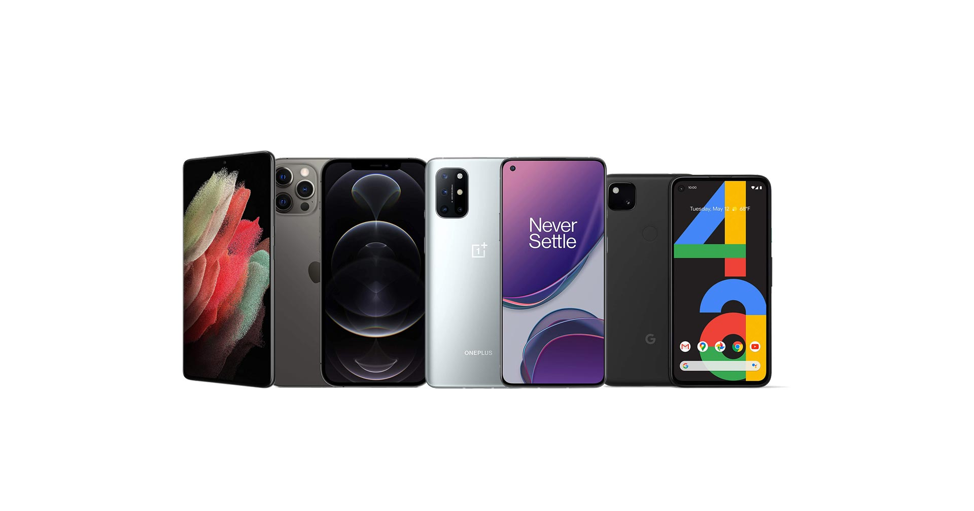 The Best Camera Phones For Every Budget In 2021